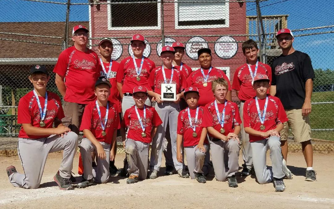 Antigo 2017 Summer Youth Baseball Tournaments Announced