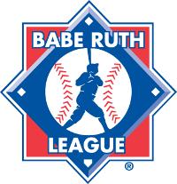 Antigo Babe Ruth Baeball Logo
